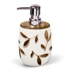 TATKRAFT Immanuel Olive 12028 (694109) Дозатор для жидкого мыла