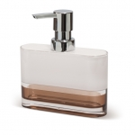 TATKRAFT SMOKY TOPAZ 12646 Дозатор для жидкого мыла акрил трехслойное