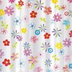 Штора для ванной комнаты TATKRAFT  FLOWERS 14411