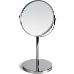 Косметическое двустороннее настольное зеркало TATKRAFT VENUS 11120