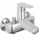 Смеситель Edeny E6803 для ванны короткий нос