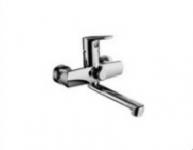 Смеситель Edeny E18603 для ванны короткий нос (люкс)