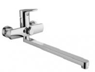 Смеситель Edeny E18604 для ванны прямой нос (люкс)