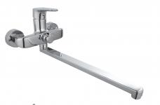 Смеситель Edeny E18704 для ванны прямой нос (люкс)