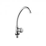 Смеситель Edeny E3507 для кухни (силумин) на одну воду