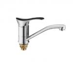 Смеситель Edeny E2502В для кухни (силумин) короткий нос