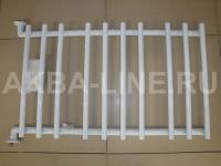 Полотенцесушитель Вид-61 Р80*50*55 (белый RAL 9016) Перекладин-10