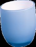 TATKRAFT ReposeBlue 12264 (699722) Стакан для ванной комнаты