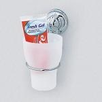 EverLoc 10222 Стакан для ванной комнаты на присосках