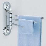 EverLoc 10240 Держатель для полотенец 2 присоски 3 планки