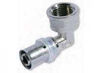 ПР Угол 20х3/4вн Lavita P-EF никель (Корея)