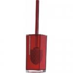 Щётка для унитаза Ledeme L910-1 акрил, красный