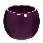 Coppalino 6402016 Стакан для ванной комнаты керамика пурпурная