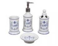 Набор для ванной RAIN Le Savon керамика 4пр BSL346-K360