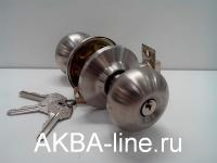 Ручка-защелка KORALL 6351 (6082) SS/ЕТ