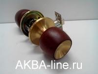 Ручка-защелка KORALL 6092 WK/SB/PS