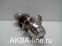 Ручка-защелка KORALL 6092 CP/SS/PS хром/матовый хром