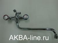 Смеситель D-Lin D145811 для ванны(силумин)