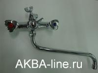 Смеситель D-Lin D146824 для ванны (силумин)
