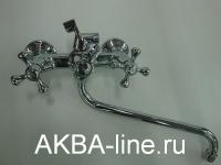 Смеситель D-Lin D146825 для ванны (силумин)