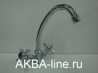 Смеситель D-Lin D151807 для кухни барашки