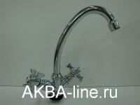 Смеситель D-Lin D151807-1 для кухни барашки