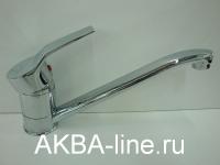 Смеситель Edeny E1202С для кухни (силумин) шпилька