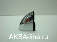 Полкодержатель 79201 S СР хром (1шт)