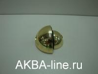 Полкодержатель 79202 РВ золото (1шт)