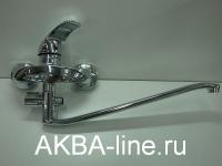 Смеситель Edeny E8104S для ванны фигурный нос