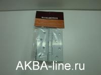 Навес KORALL 4х3х2 W без шишки белый (блистер)