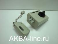 Замок накладной 086800-ЗНД1А-К(Л)/А левый