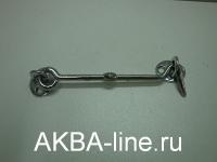 """Крючок 2151-4"""" дверной CP хром"""