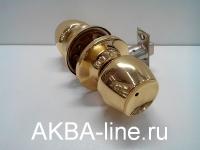 Ручка-защелка KORALL 6092 PB/BK