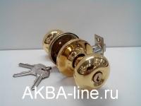 Ручка-защелка KORALL 6351 (6082) PB/ЕТ
