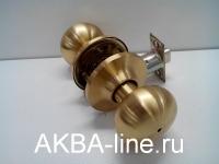 Ручка-защелка KORALL 6352 (6082) SB-BK