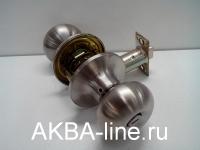 Ручка-защелка KORALL 6352 (6082) SS-BK