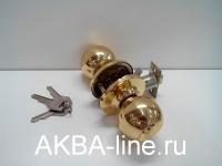 Ручка-защелка KORALL 6871 (6072) PB/ ET