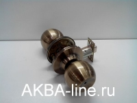 Ручка-защелка KORALL 6872 (6072) AВ/ВК