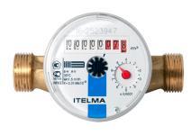 Счетчик воды холодной воды ITELMA WFK20.D110 (Д=15мм, L=110мм)