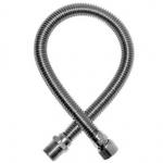 Шланг для воды и газа сильфон TIM 1,2м п/м C-G27-12