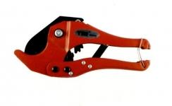 Ножницы для металлопластиковой трубы TIM-116 (красные)