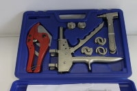 Пресс инструмент для изготовления соединений с обжимом, запрессованной муфтой TIM FT1225