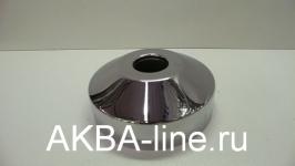 Отражатель RR 147 D-105мм d-26мм хром(шт)