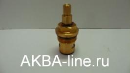 """Кран-букса для смесителя 1/2"""" SER КК-3-1 керамика 8*20 180 М4"""