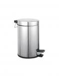 Купить ведро для мусора P414 12л металл в Перми цена