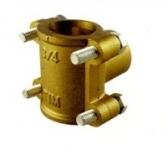 """Водоотвод 3/4-1/2"""" RR 644 В-325л 4б латунь"""