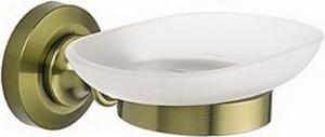 Купить мыльницу Ledeme L1302C стекло навесная бронза в Перми цена
