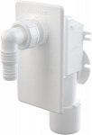 Сифон ALCAPLAST APS-4 для стиральной машины внутр.бел