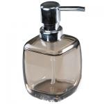 Купить Brown 692945 Дозатор для жидкого мыла акрил, хром в Перми цена